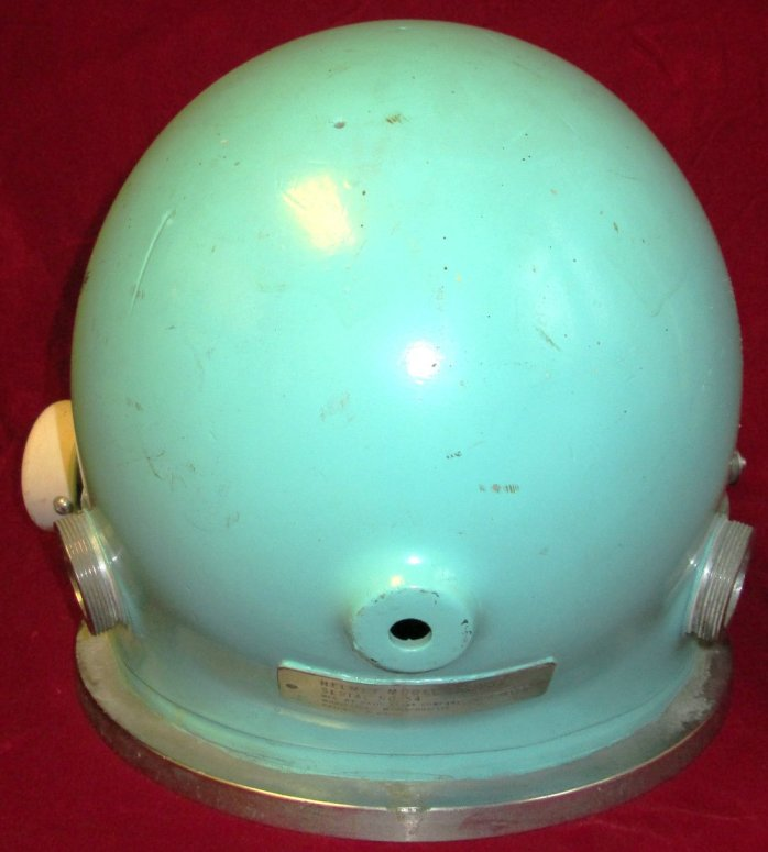 David Clark Gas Diving Helmet