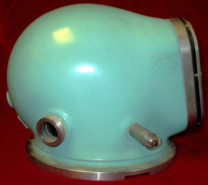 David Clark Gas Diving Helmet