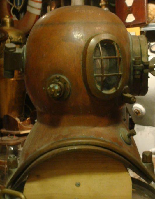 danish diving helmet denmark