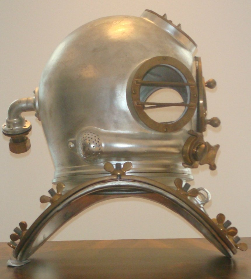 Desco Abalone Diving Helmet 2006