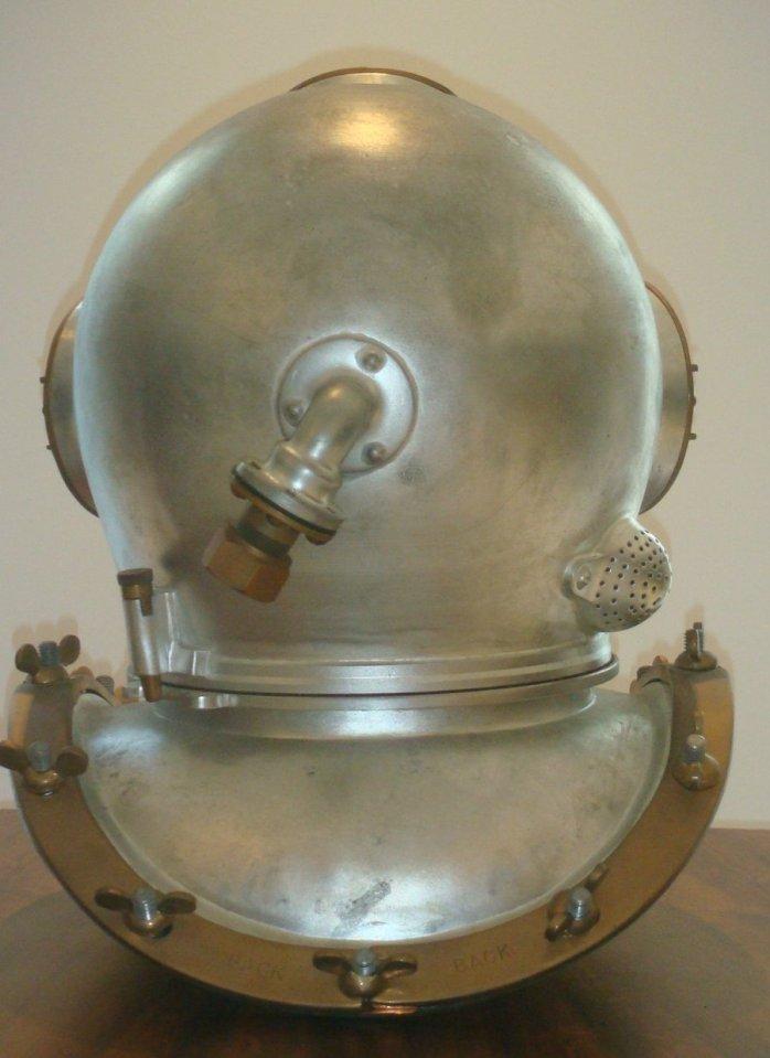 Desco Abalone Diving Helmet 2006