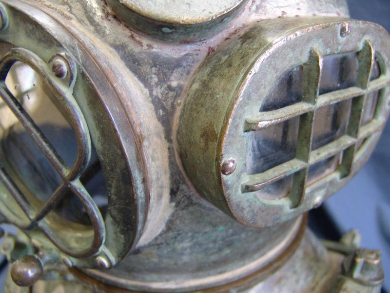 Morse Diving Helmet