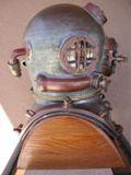 Schrader Diving Helmet