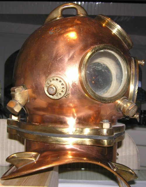 Draeger Diving Helmet