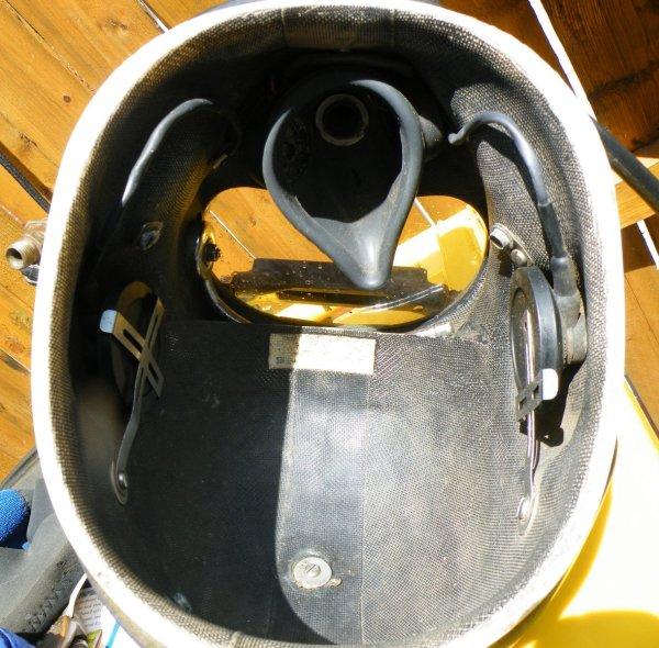 kirby morgan superlite 17 diving helmet