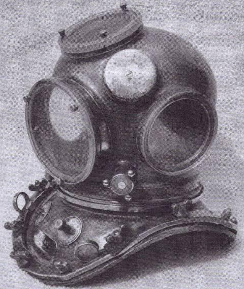 Diving Helmet