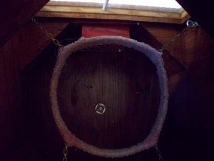 Wood Diving Helmet