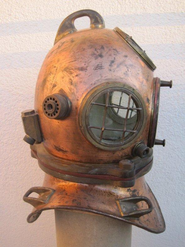 german medi 721 diving helmet