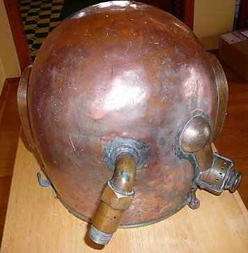 morse Diving Helmet