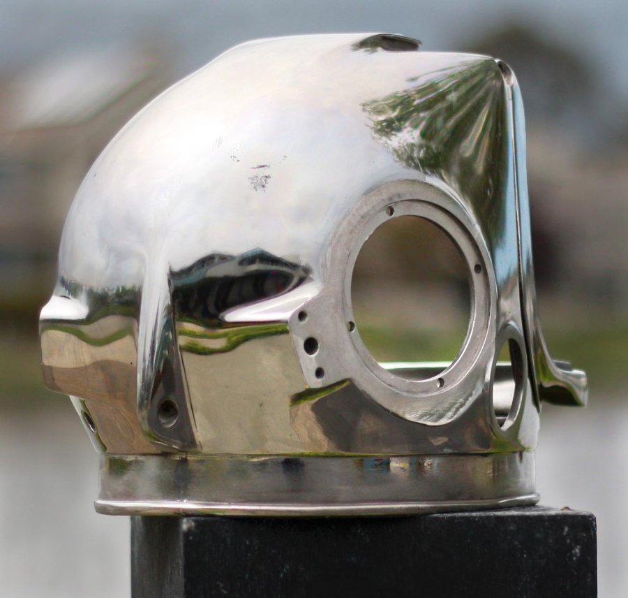 Saturation Systems Sat Hat Seaway Diving Helmet