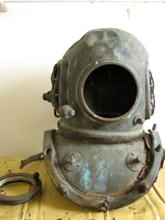 siebe gorman Diving Helmet