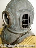 siebe gorman Diving Helmet