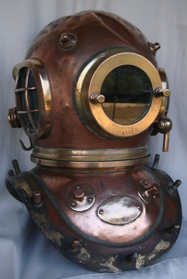 Siebe Gorman Diving Helmet 17055