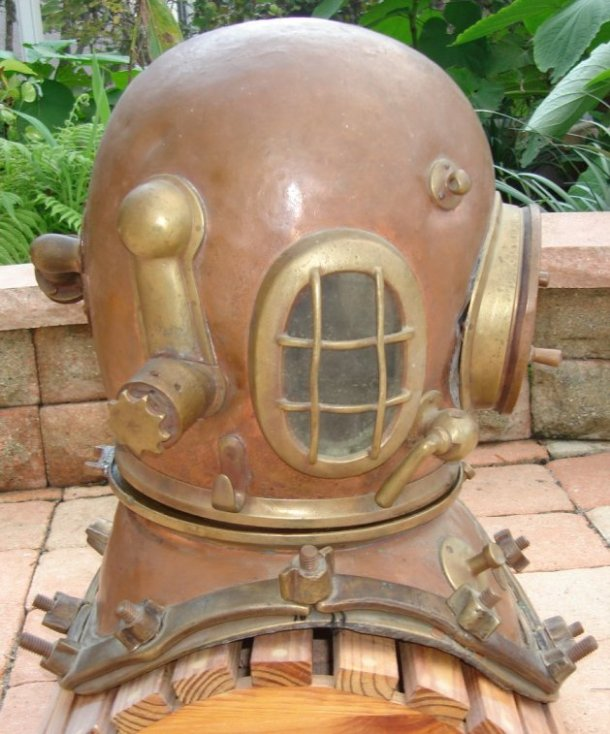 Siebe Gorman Diving Helmet 9967