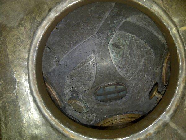 Mark V Diving Helmet for sale