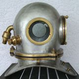 Chinese Diving Helmet