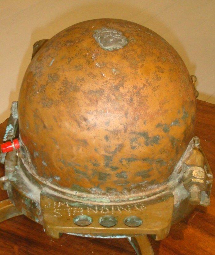 Desco Pot Diving Helmet 19