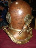 Galeazzi Diving Helmet from Italy