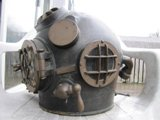 Schrader Diving Helmet