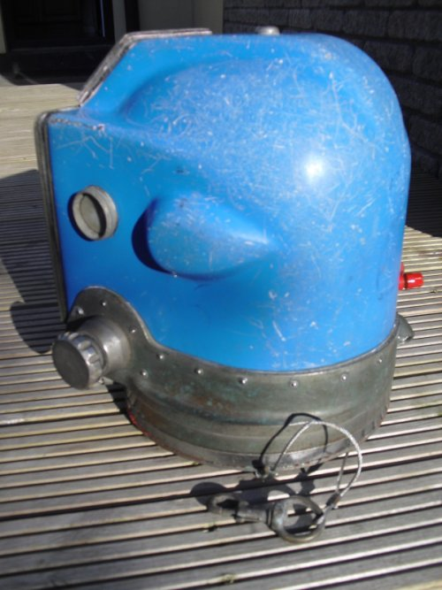 Swindell Diving Helmet