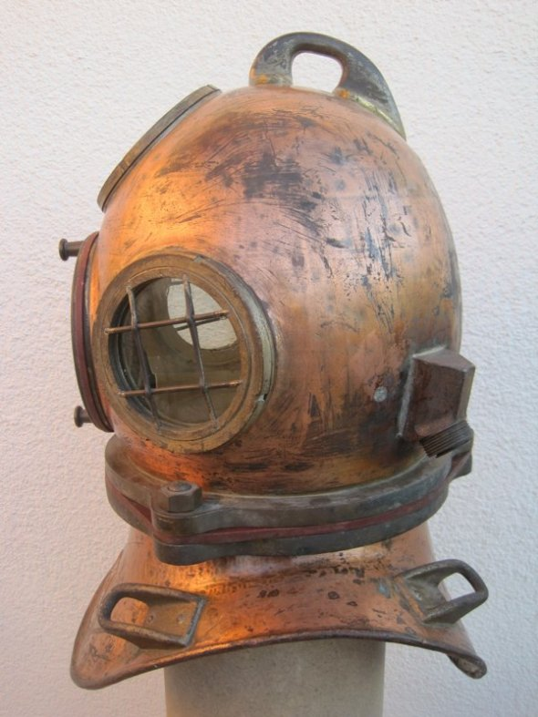 german medi 721 diving helmet
