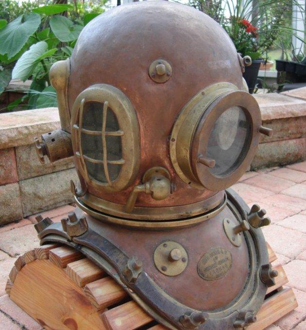 Siebe Gorman Diving Helmet 9967